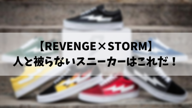 【REVENGE×STORM】