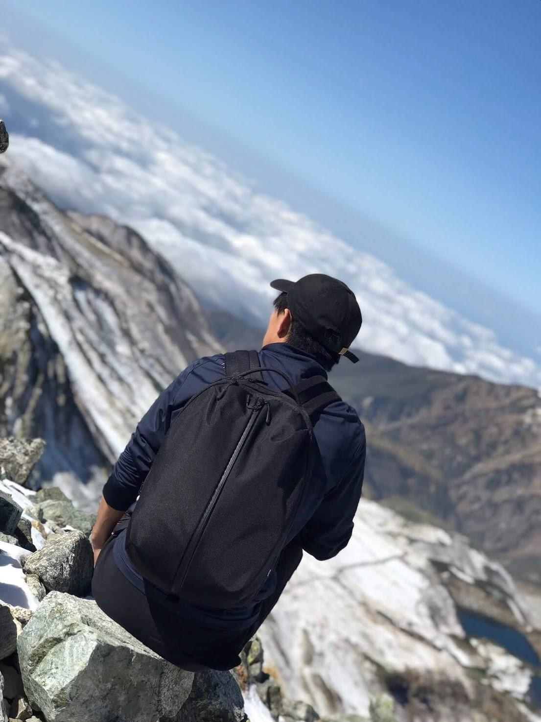 Aer 登山