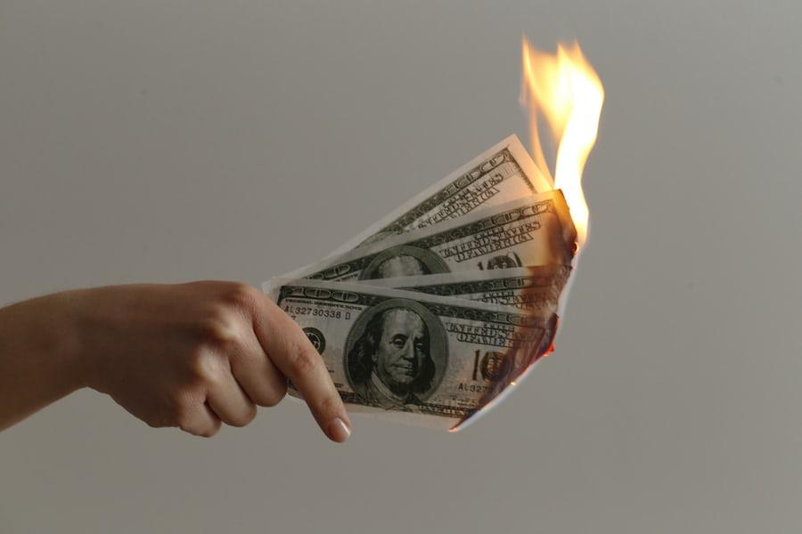 お金を大切にしようの画像