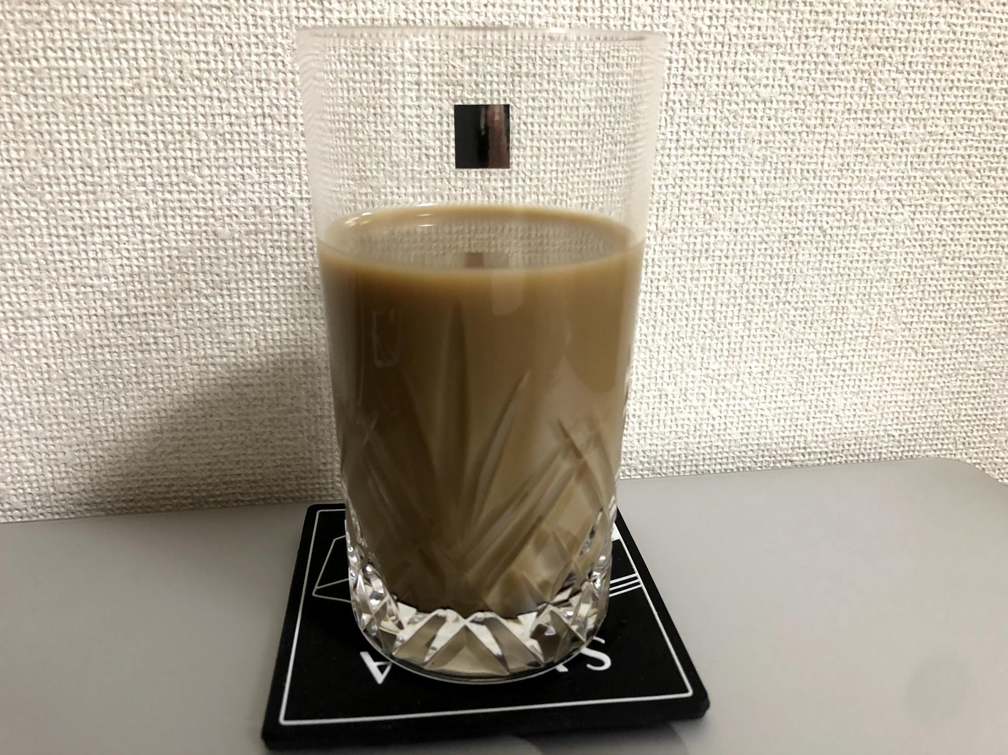 小岩井ミルクとコーヒー 色