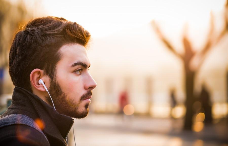 音楽で気持ちを高める