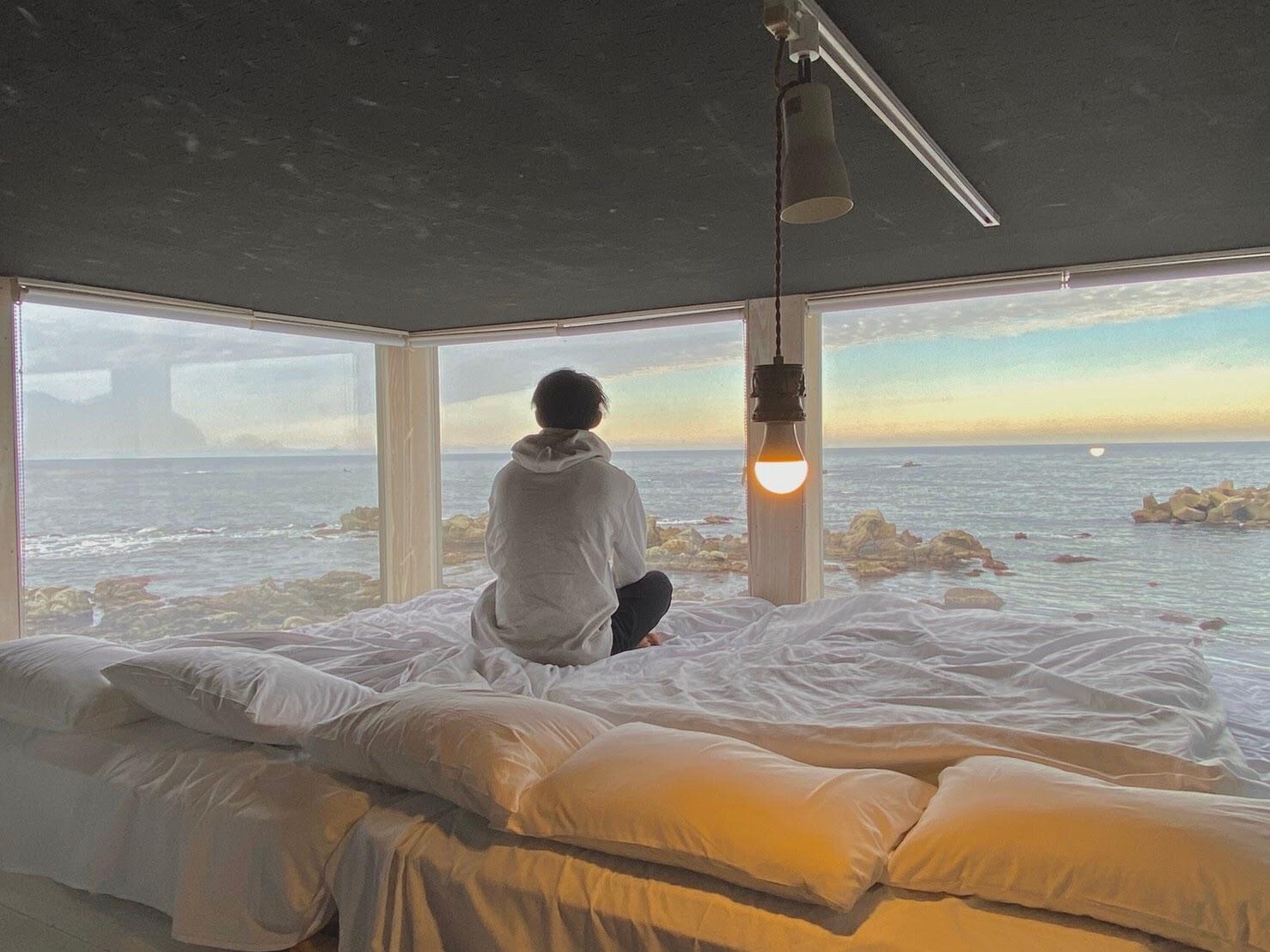 アーバンリゾート ラグジュアリー 寝室