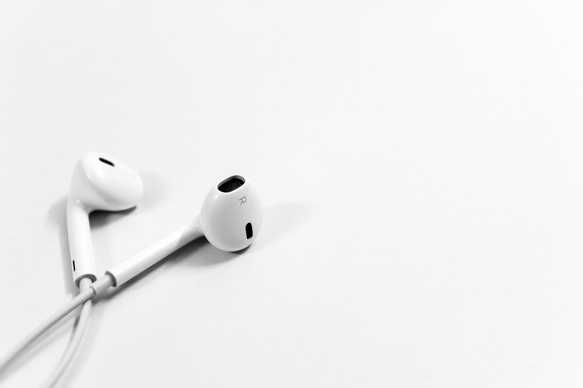 Apple純正イヤホン