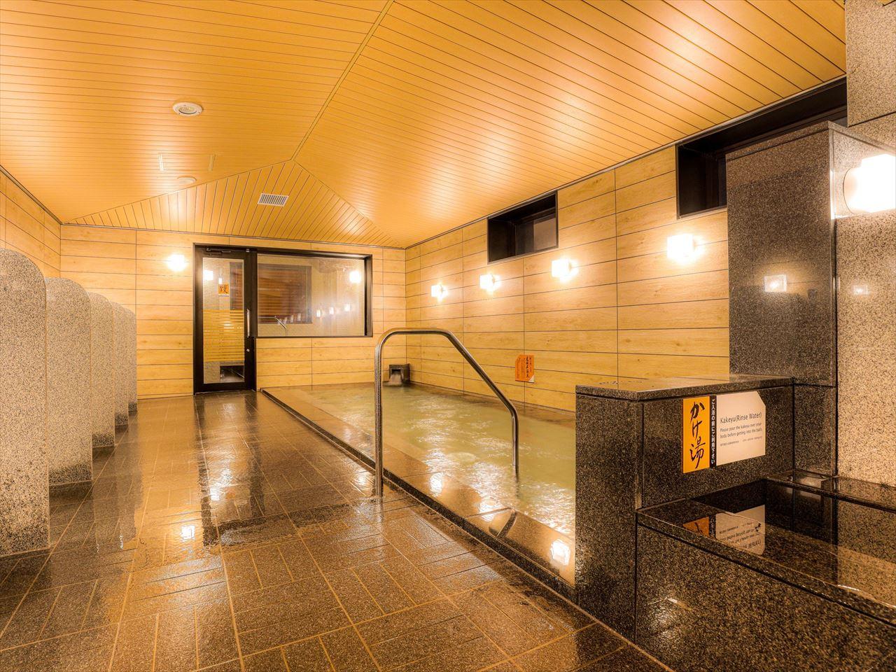 アパホテル高岡駅前 大浴場