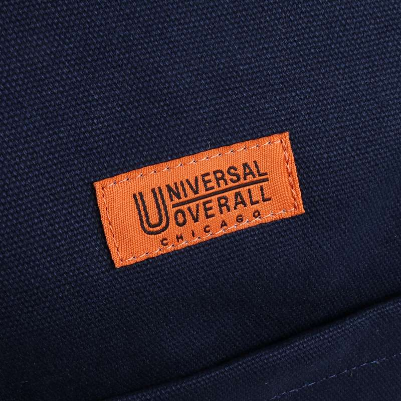 ユニバーサルオーバーオール ロゴ